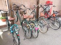 クレイドル梅田-自転車